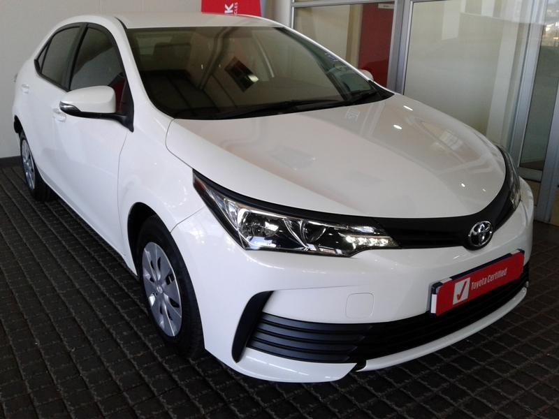 2020 Toyota Corolla Quest 1.8 Gauteng Rosettenville_0