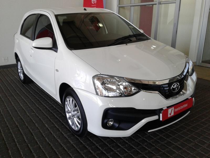 2020 Toyota Etios 1.5 Xs 5dr  Gauteng Rosettenville_0