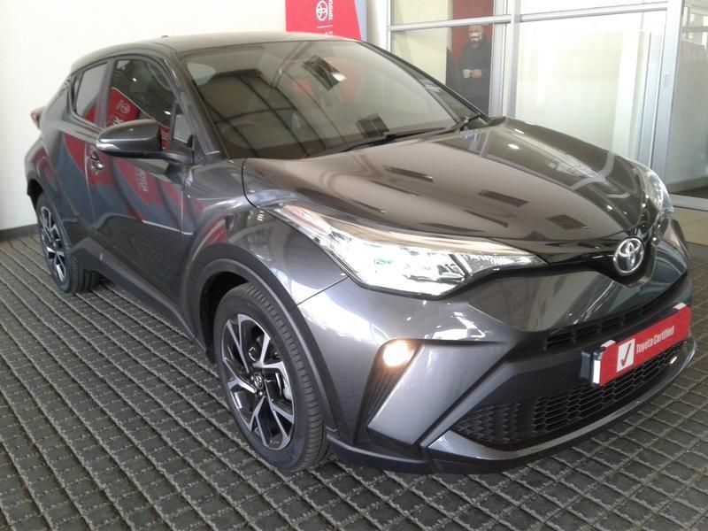2020 Toyota C-HR 1.2T Plus CVT Gauteng Rosettenville_0