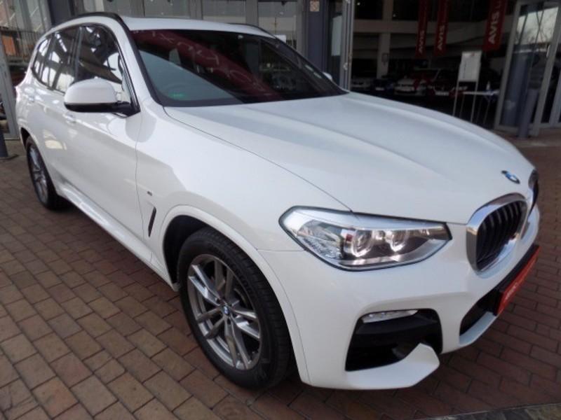 2019 BMW X3 xDRIVE 20d M-Sport G01 Gauteng Sandton_0