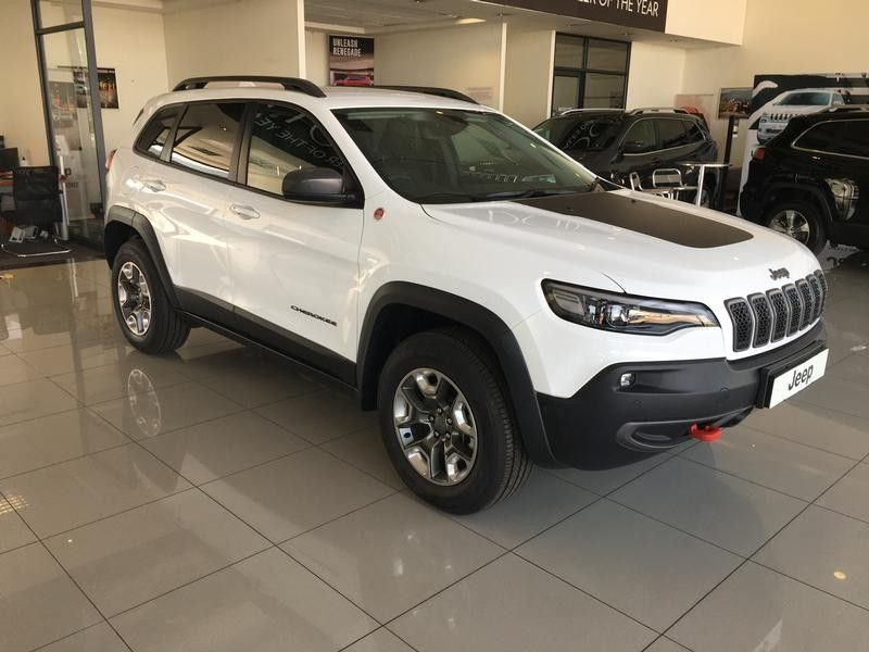 2020 Jeep Cherokee 2.0T Trailhawk Auto Gauteng Johannesburg_0