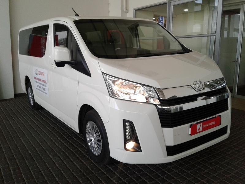 2020 Toyota Quantum 2.8 GL 11 Seat Gauteng Rosettenville_0
