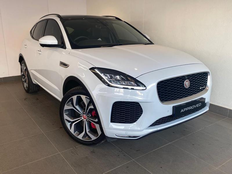 2019 Jaguar E-Pace 2.0D SE 177KW Gauteng Johannesburg_0