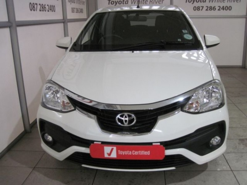 2020 Toyota Etios 1.5 Xs 5dr  Mpumalanga White River_0