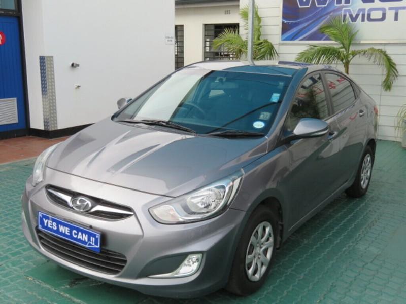 2014 Hyundai Accent 1.6 Gls  Western Cape Cape Town_0