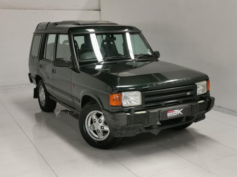 1996 Land Rover Discovery V8i S  Gauteng Johannesburg_0