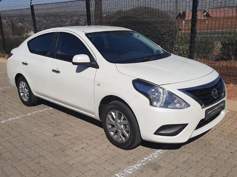 2021 Nissan Almera 1.5 Acenta Auto Gauteng Johannesburg_0