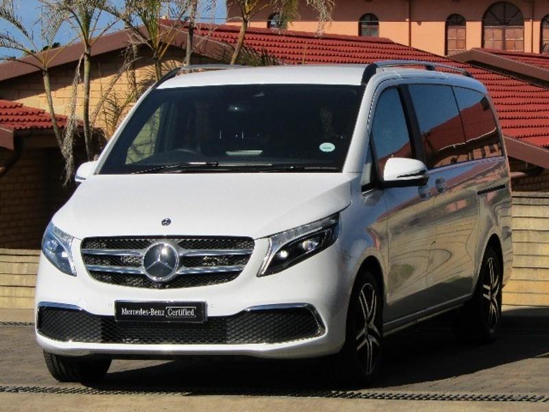 2020 Mercedes-Benz V-Class V250d  Avantgarde Auto Kwazulu Natal Margate_0