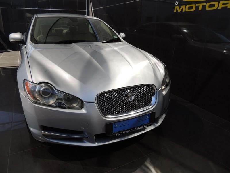 2010 Jaguar XF 3.0 V6 Luxury  Gauteng Vereeniging_0