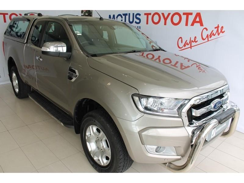 2018 Ford Ranger 3.2TDCi XLT 4X4 AT PU SUPCAB Western Cape Brackenfell_0