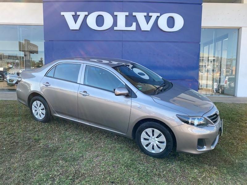 2019 Toyota Corolla Quest 1.6 Auto Mpumalanga Nelspruit_0