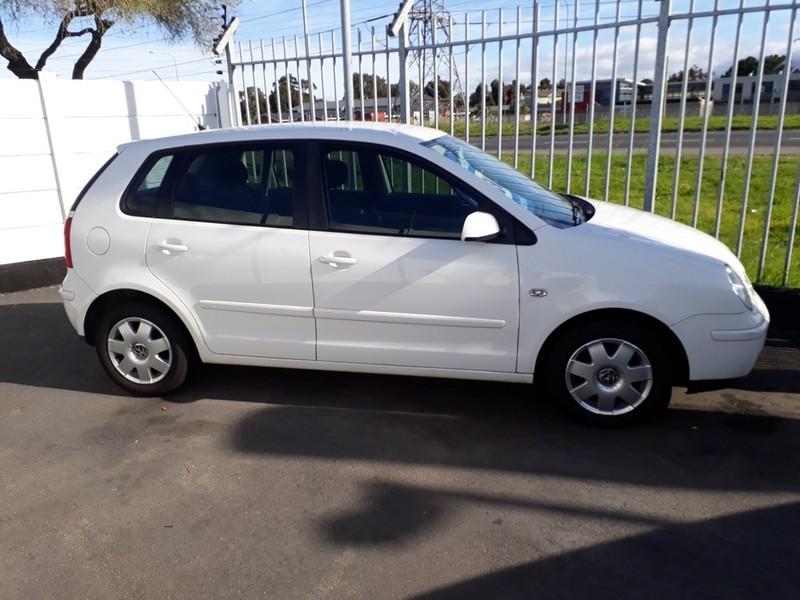 2005 Volkswagen Polo 1.6 Comfortline  Western Cape Cape Town_0