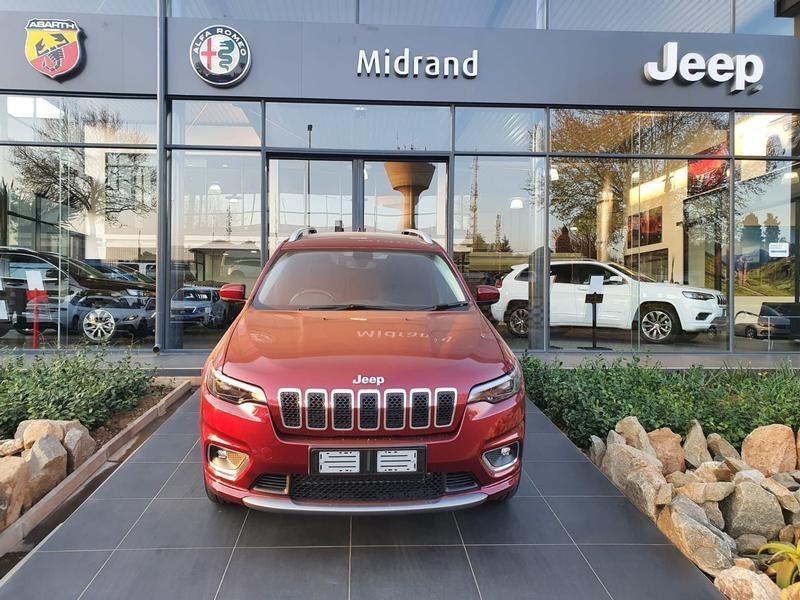 2021 Jeep Cherokee 3.2 Overland Auto Gauteng Midrand_0