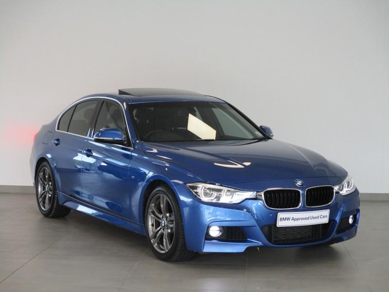 2017 BMW 3 Series 318i M Sport Auto Kwazulu Natal Pinetown_0
