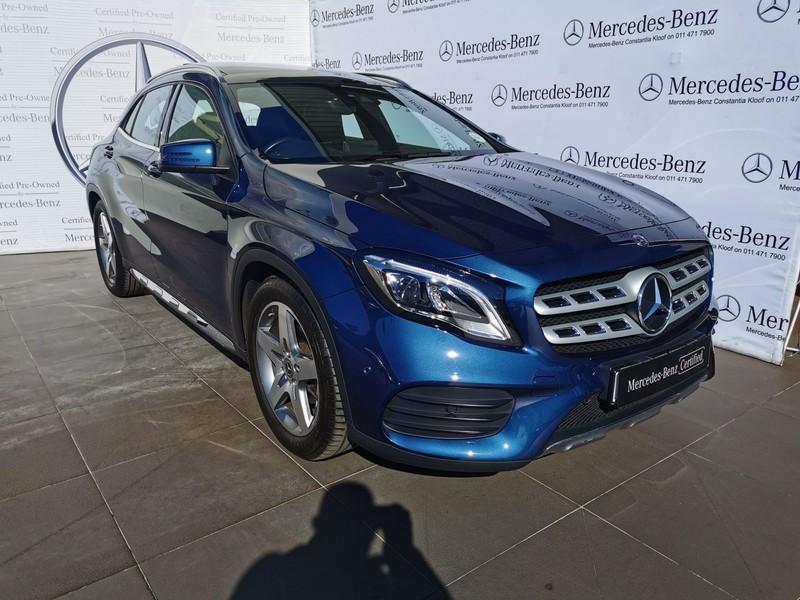 2019 Mercedes-Benz GLA-Class 200 Auto Gauteng Roodepoort_0