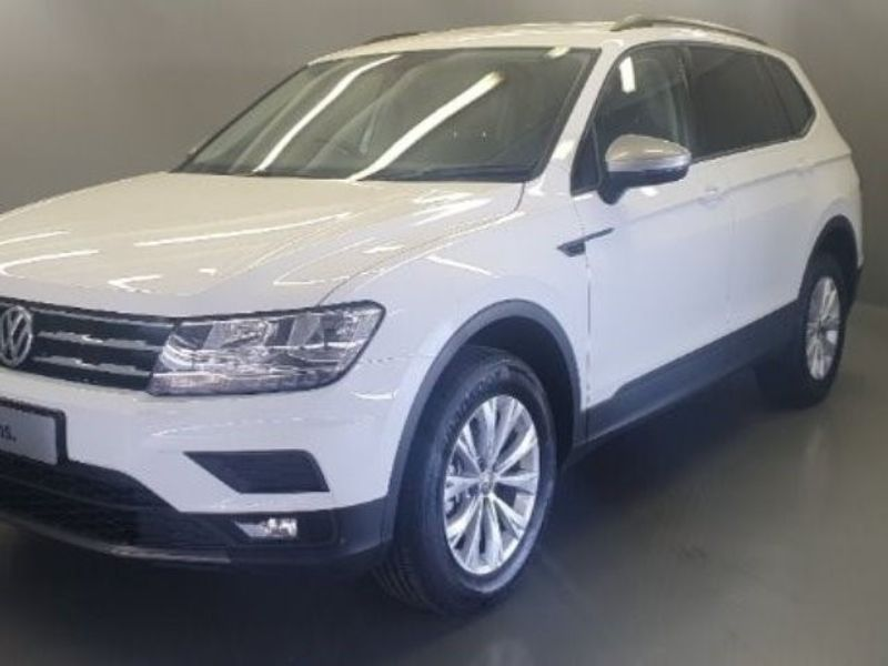2020 Volkswagen Tiguan Allspace 1.4 TSI Trendline DSG 110KW Western Cape Tokai_0