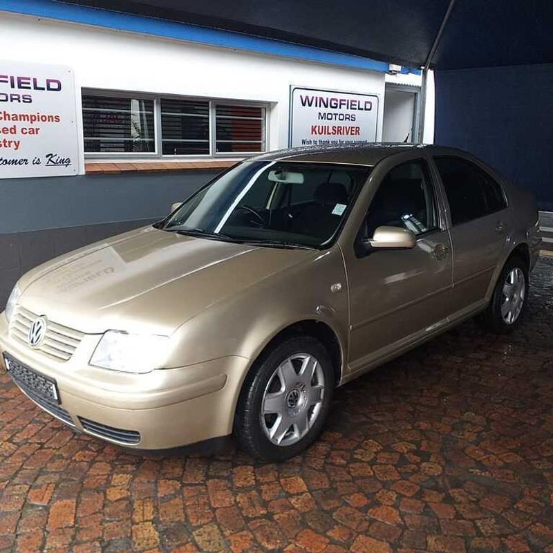 2003 Volkswagen Jetta 4 1.6 Comfortline At  Western Cape Kuils River_0