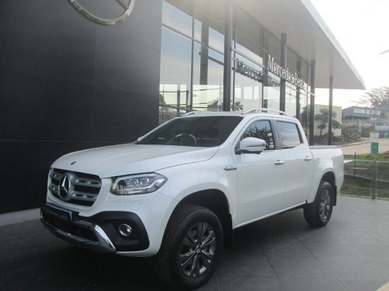 2020 Mercedes-Benz X-Class X350d 4Matic Power Kwazulu Natal Pinetown_0