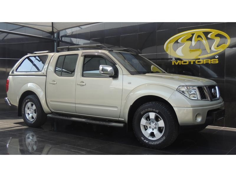 2012 Nissan Navara 2.5 Dci  Xe Pu Dc  Gauteng Vereeniging_0