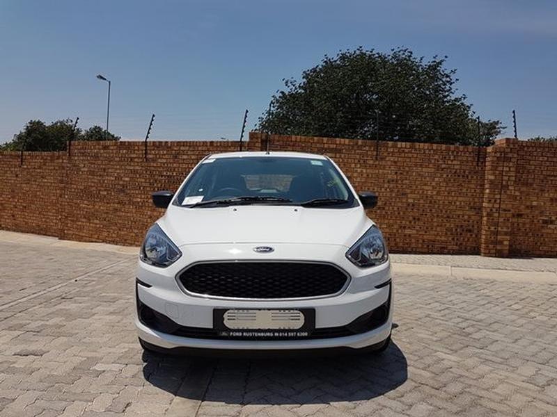 2020 Ford Figo 1.5Ti VCT Ambiente 5-Door North West Province Rustenburg_0
