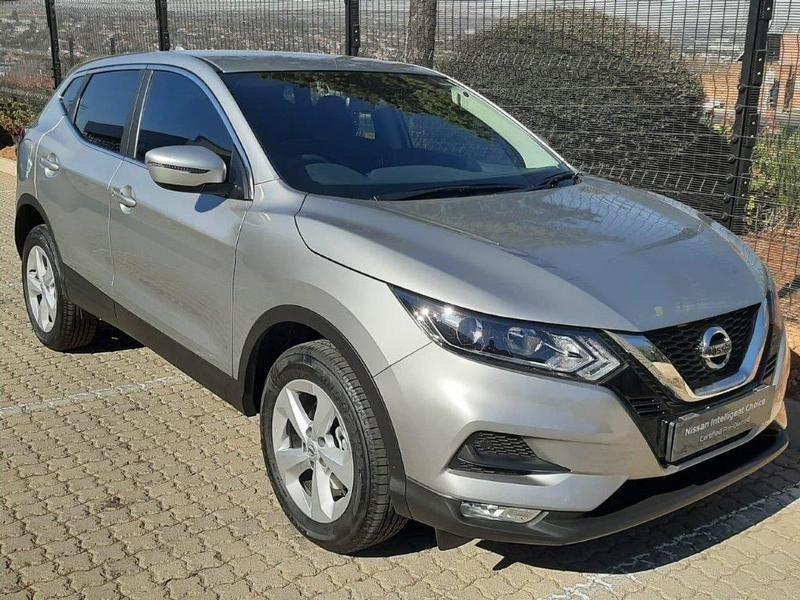 2020 Nissan Qashqai 1.2T Acenta CVT Gauteng Johannesburg_0