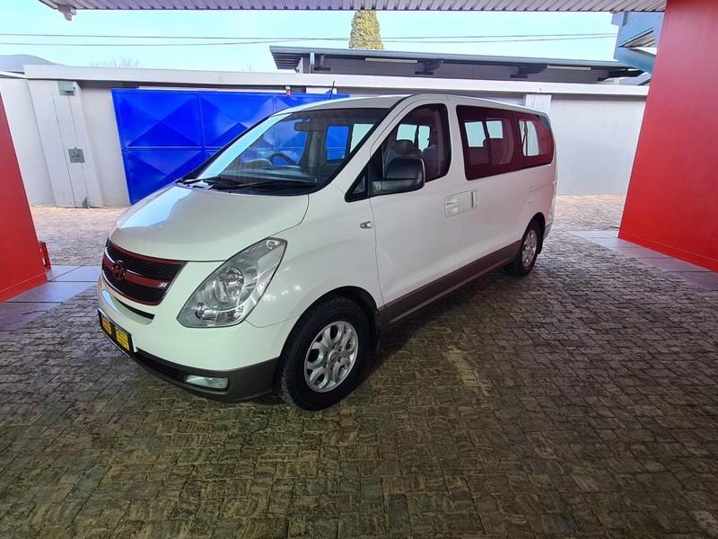2014 Hyundai H1 Gls 2.4 Cvvt Wagon  Gauteng Vanderbijlpark_0
