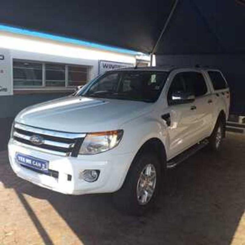 2014 Ford Ranger 3.2tdci Xlt 4x4 Pu Dc  Western Cape Kuils River_0