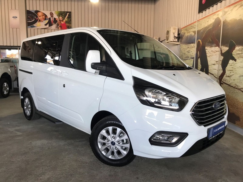 2020 Ford Tourneo Custom LTD 2.2TDCi SWB 114KW North West Province Klerksdorp_0