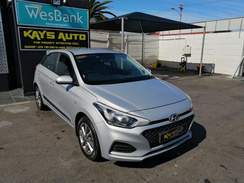 2017 Hyundai i20 1.2 Fluid Western Cape Athlone_0