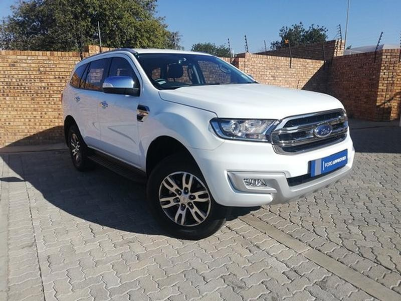 2019 Ford Everest 3.2 TDCi XLT 4X4 Auto North West Province Rustenburg_0