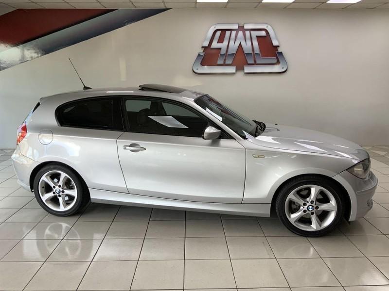 2009 BMW 1 Series 120i 3dr e81  Mpumalanga Middelburg_0