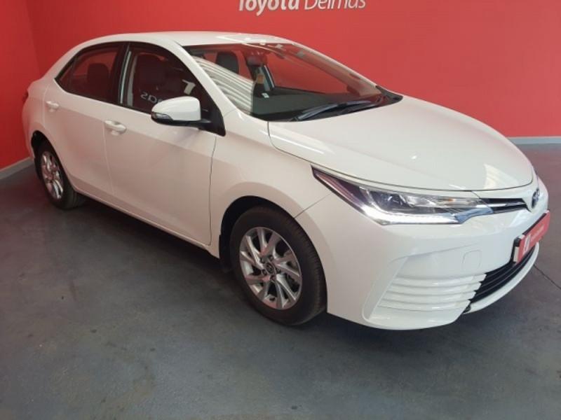 2020 Toyota Corolla Quest 1.8 Exclusive Mpumalanga Delmas_0