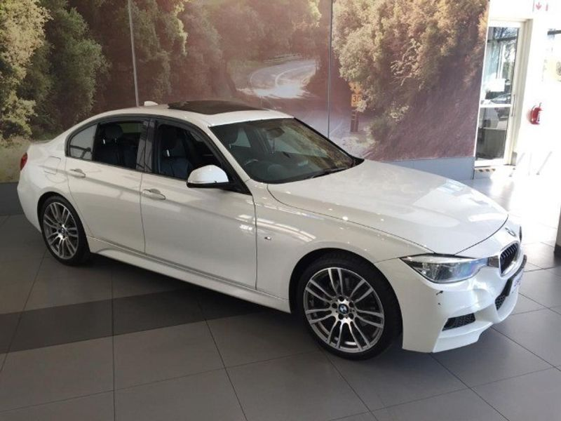 2018 BMW 3 Series 320D M Sport Auto Gauteng Pretoria_0
