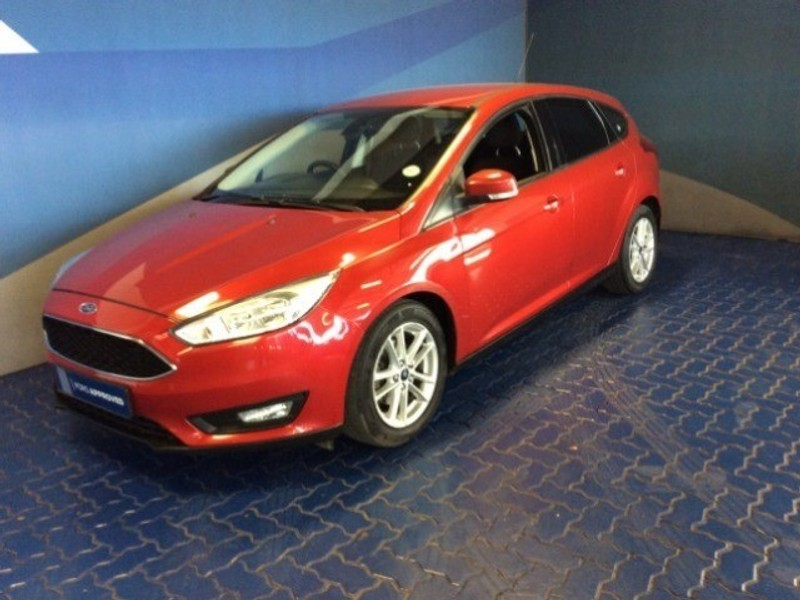 2015 Ford Focus 1.0 Ecoboost Trend Auto Gauteng Alberton_0