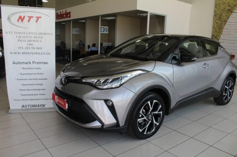 2020 Toyota C-HR 1.2T Luxury CVT Limpopo Phalaborwa_0