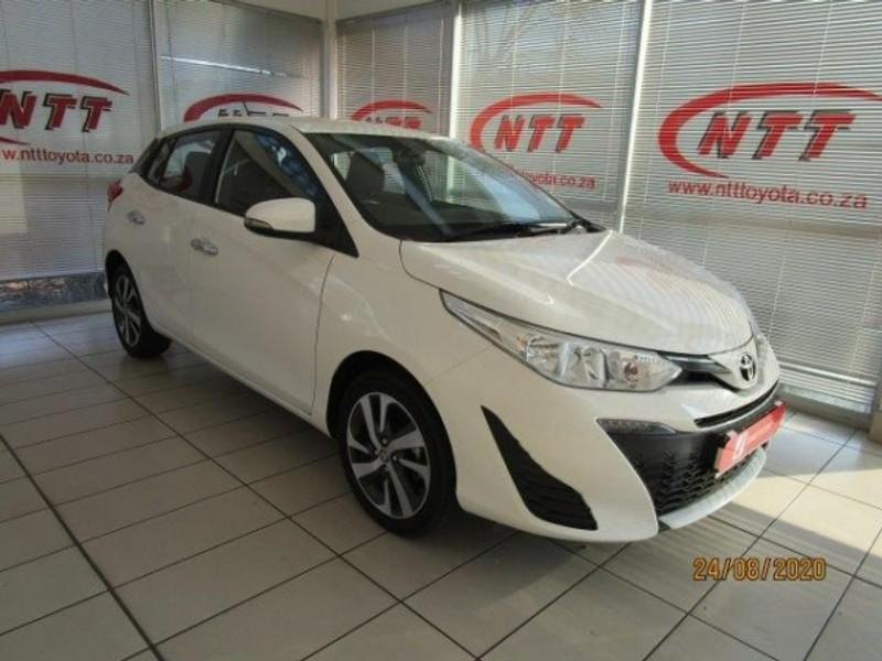 2018 Toyota Yaris 1.5 Xs CVT 5-Door Mpumalanga Hazyview_0
