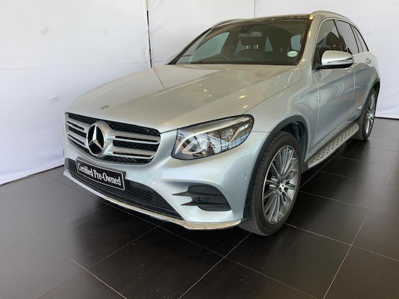 2018 Mercedes-Benz GLC 220d AMG Western Cape Paarl_0