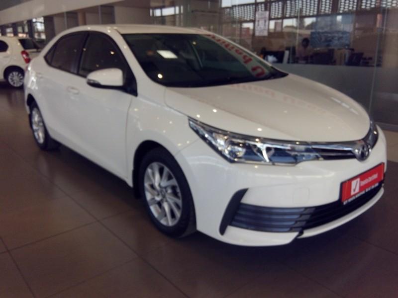 2019 Toyota Corolla 1.4D Prestige Limpopo Mokopane_0