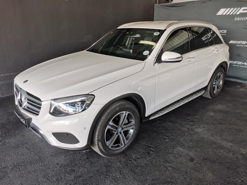 2016 Mercedes-Benz GLC 220d Off Road Western Cape Stellenbosch_0