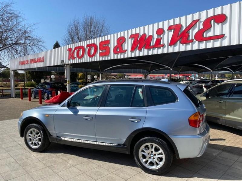 2007 BMW X3 3.0d At  Gauteng Vanderbijlpark_0