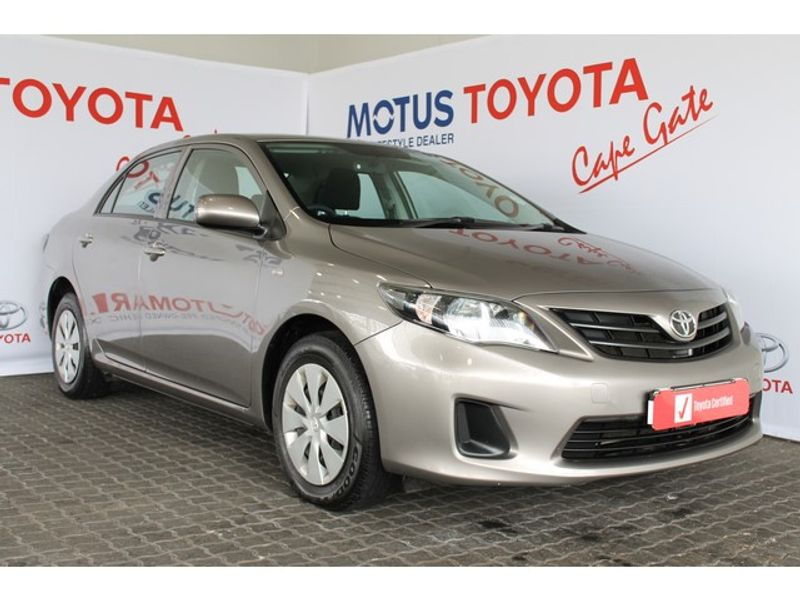 2019 Toyota Corolla Quest 1.6 Auto Western Cape Brackenfell_0