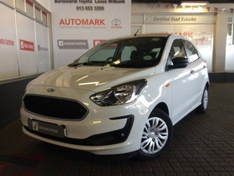 2019 Ford Figo 1.5Ti VCT Ambiente 5-Door Mpumalanga Witbank_0