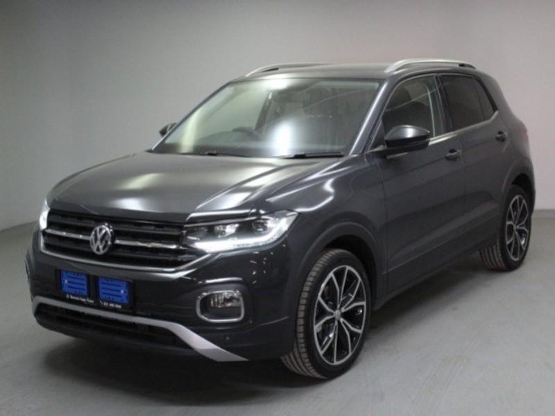 2020 Volkswagen T-Cross 1.0 TSI Highline DSG Western Cape Cape Town_0