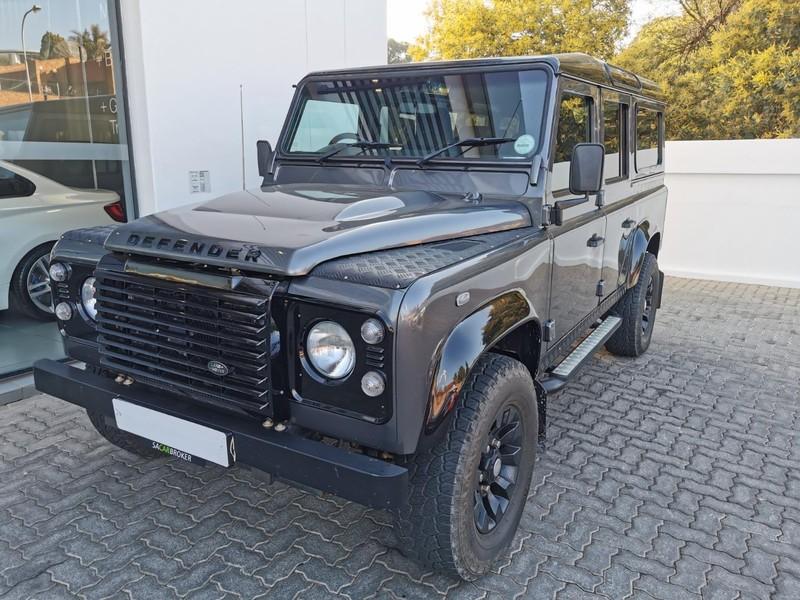 2016 Land Rover Defender 110   2.2d Sw  Gauteng Johannesburg_0