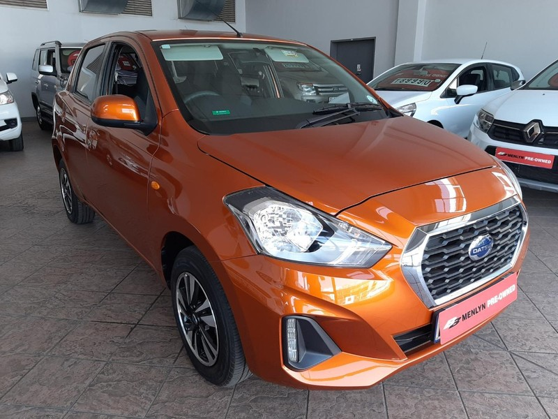 2019 Datsun Go 1.2 LUX Gauteng Menlyn_0