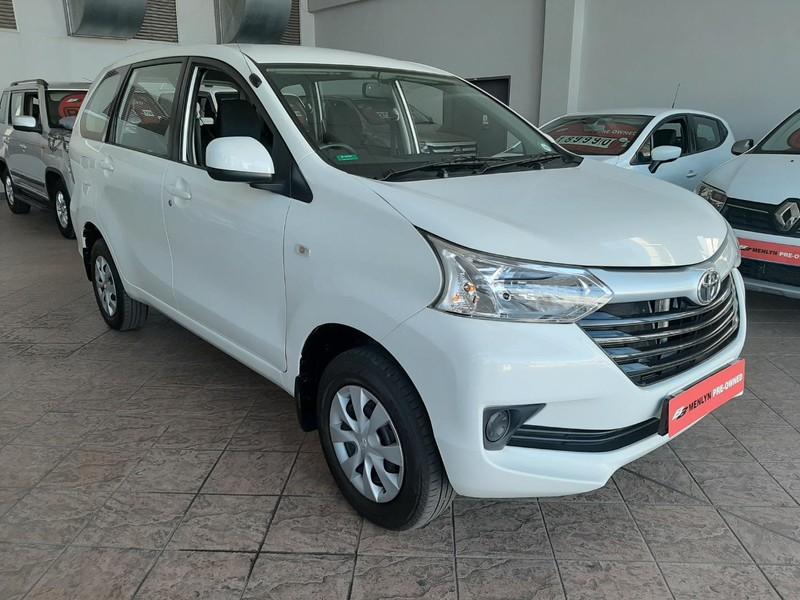 2019 Toyota Avanza 1.5 SX Gauteng Menlyn_0
