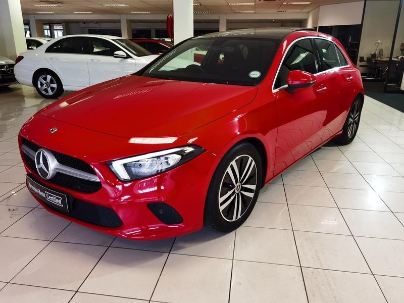 2019 Mercedes-Benz A-Class A 200 Style Auto Western Cape Cape Town_0