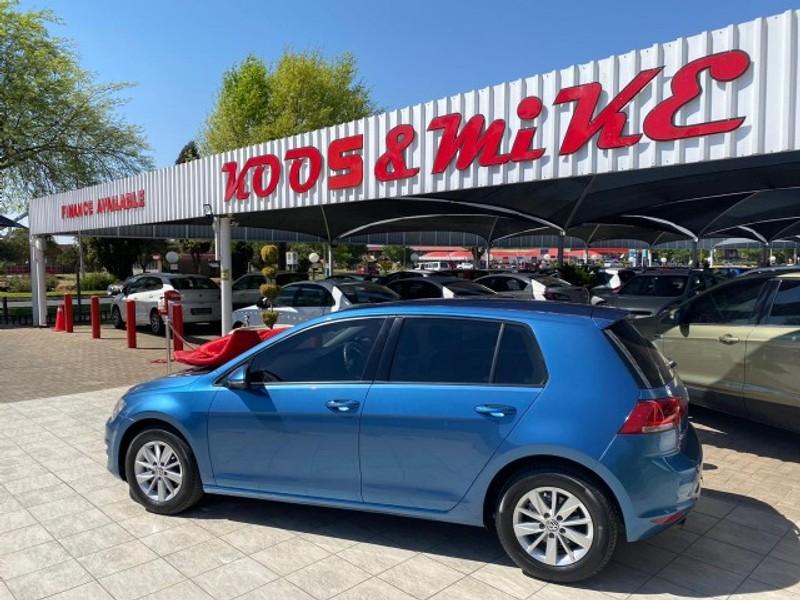 2013 Volkswagen Golf Vii 1.2 Tsi Trendline  Gauteng Vanderbijlpark_0