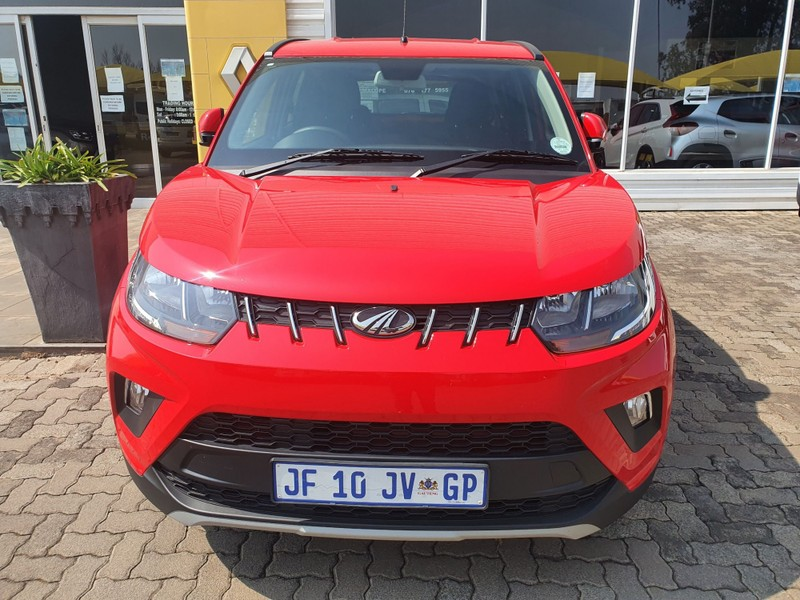 2019 Mahindra KUV 100 1.2 K8 NXT Gauteng Vereeniging_0