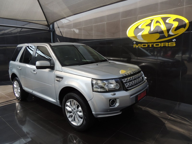 2014 Land Rover Freelander Ii 2.2 Sd4 Se At  Gauteng Vereeniging_0